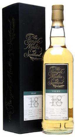 Caol Ila Scotch Single Malt Scotch 1991 Cask 168